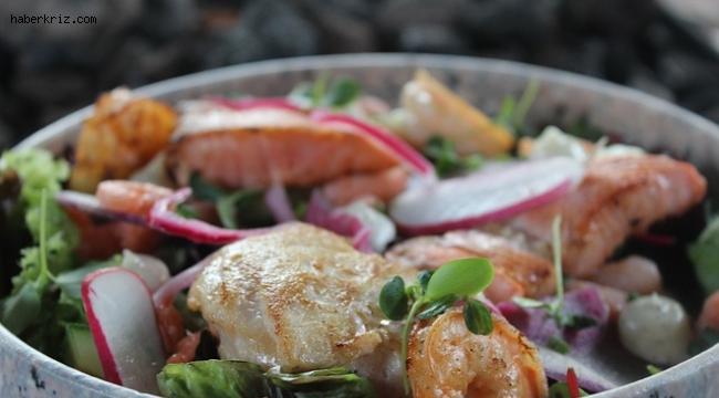 Balık salatası nedir? Balık salatası nasıl yapılır, malzemeler neler?