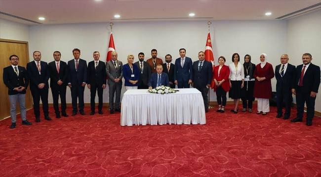 Cumhurbaşkanı Erdoğan: Kıbrıs müzakerelerinin iki toplum arasında değil iki devlet arasında yürütülmesinin zamanı geldi
