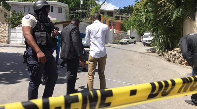 Haiti'de Devlet Başkanı Moise'nin öldürülmesinin ardından acil durum ilan edildi