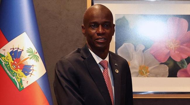 Haiti Devlet Başkanı Moise evinde uğradığı suikast sonucu hayatını kaybetti
