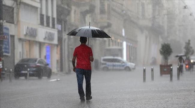 Haziranda yağışlar ülke genelinde normaline göre yüzde 21 arttı
