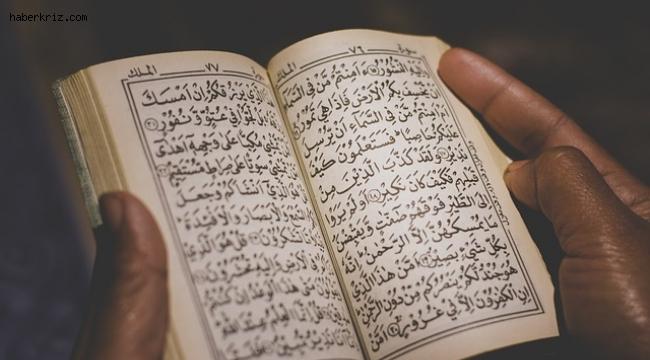 Hırz ayeti nedir? Hırz ayetleri nelerdir? Hırz ayeti ne demek?