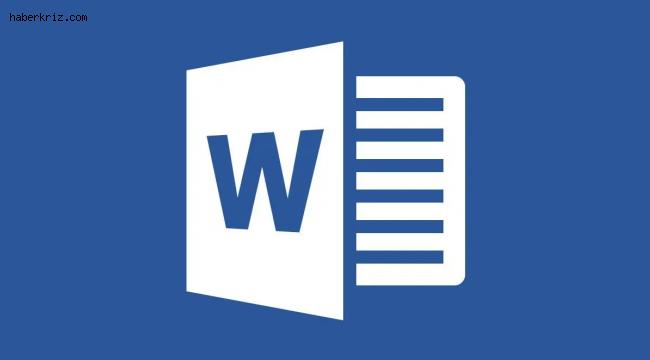 Kaydetmeden kapatılan Word dosyaları nasıl kurtarılır?