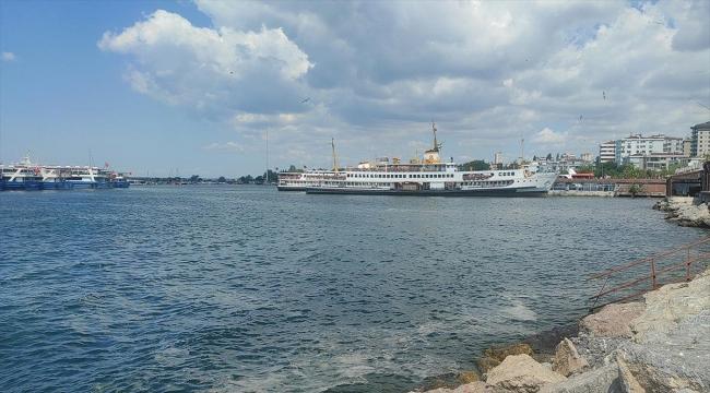 Marmara Denizi'nden 11 bin 84 metreküp müsilaj temizlendi