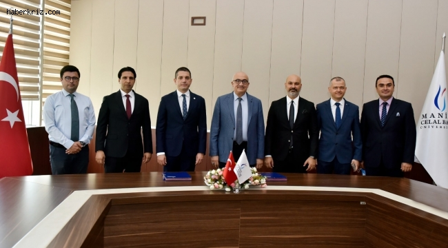 CBÜ ve EGİAD arasında iş birliği protokolü