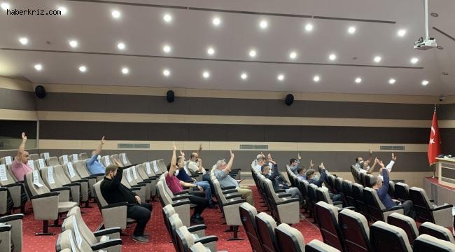 Çerkezköy TSO'nun eylül aynı meclis toplantısı gerçekleşti
