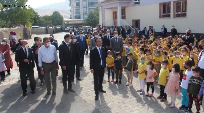 Develi'de İlköğretim Haftası etkinlikleri
