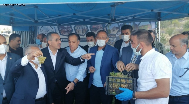 Dulkadiroğlu'nun zenginlikleri Kayseri'ye taşındı