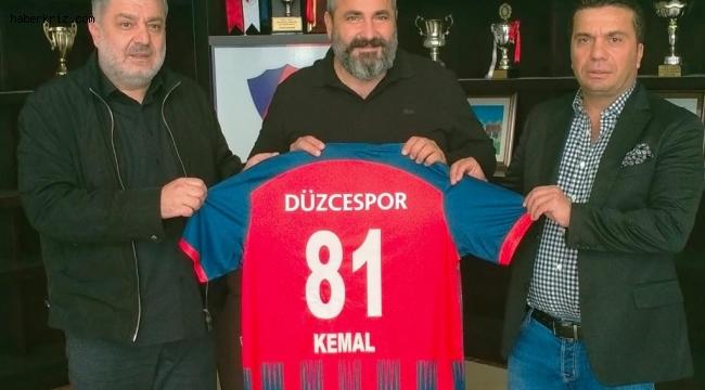 Düzcespor'un isim sponsoru oldu