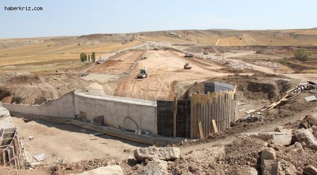 Elbeyli Barajı 159 kişiye istihdam sağlayacak