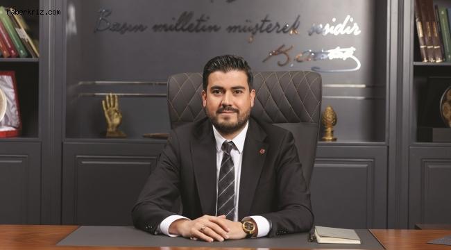 Gaziantep Gazeteciler Cemiyeti Başkanı İbrahim Ay: