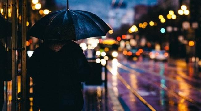 İstanbul'da sağanak yağış etkisini göstermeye başladı!