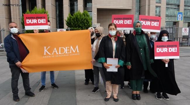KADEM'den Edremit'teki kurtuluş günü törenindeki gösteri hakkında suç duyurusu