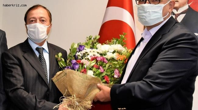 Kadiroğlu, Bilecik Ahilik Haftası Kutlama Komitesini kabul etti