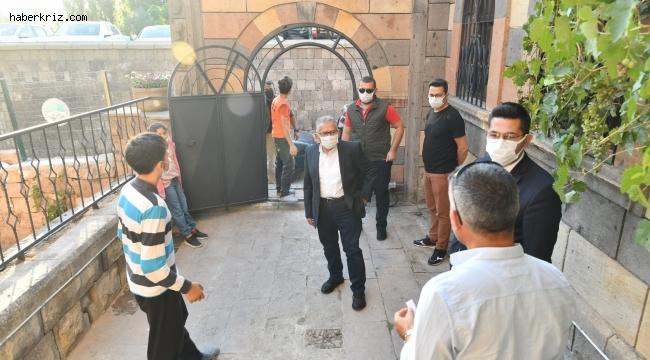 Koramaz Vadisi ile Kayseri Mutfağının buluştuğu restoran hizmete açıldı