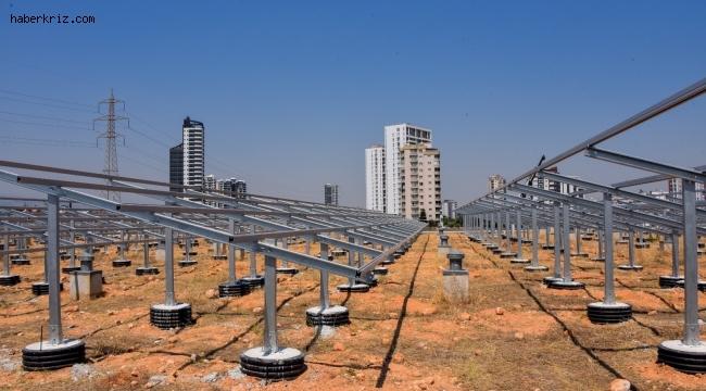 MESKİ, içmesuyu depolarının enerji ihtiyacını güneş enerjisinden karşılayacak
