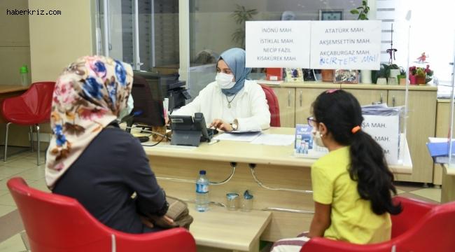 Öğrencilerin kırtasiye malzemeleri Esenyurt Belediyesinden