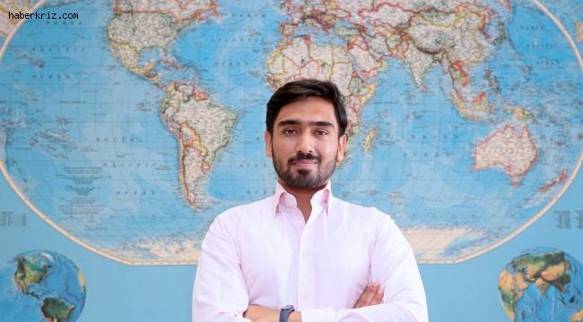 Pakistanlı gençten sosyal sorumluluk projesi