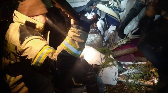 Rusya'da sert iniş yapan yolcu uçağında bilanço netleşiyor: 4 ölü