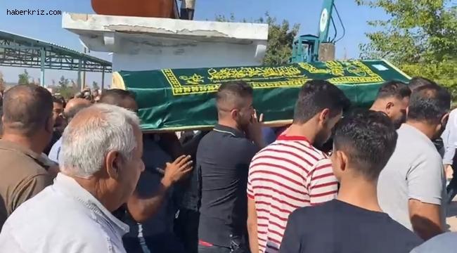 Saç ektirirken hayatını kaybeden gurbetçi Şanlıurfa'da defnedildi