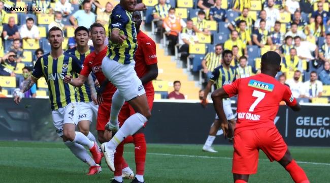 Sivasspor ligdeki ikinci beraberliğini aldı