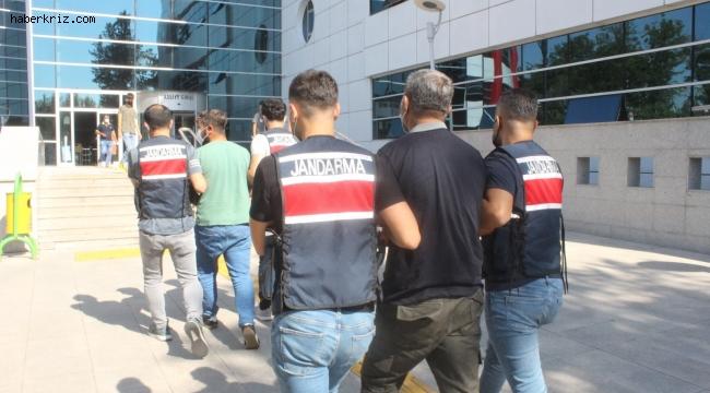 Terör operasyonunda 2 şüpheli gözaltına alındı
