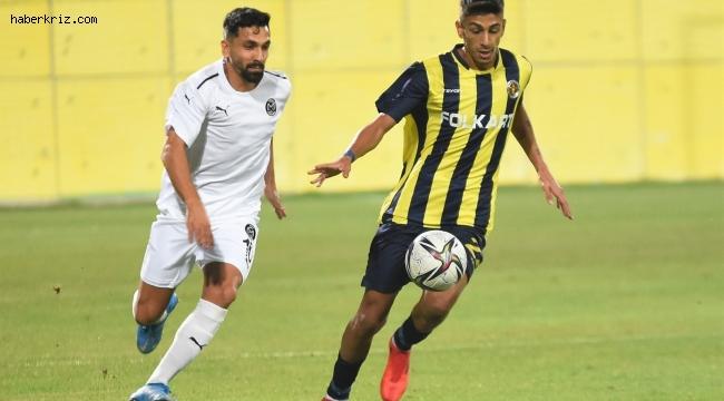 TFF 1. Lig: Menemenspor: 2 - Manisa FK: 0