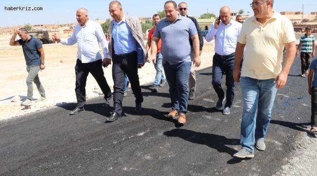 Viranşehir'de hizmet seferberliği devam ediyor