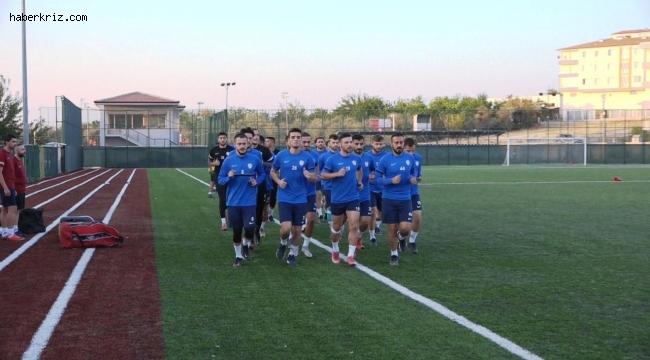 Yeşilyurt'ta Darıca Gençlerbirliği maçı hazırlıkları tamamlandı