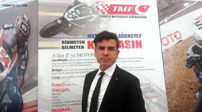 """TMF Başkanı Bekir Yunus Uçar: """"TMF Token ile motosiklet kazanacak"""""""